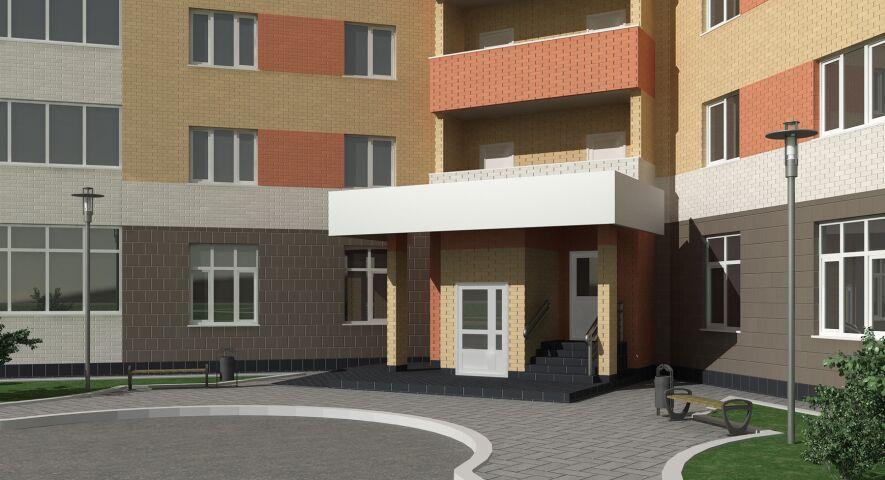 ЖК «Дом на Расковой» изображение 1