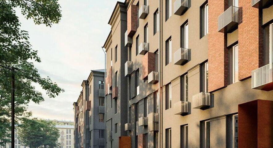 ЖК «Парковая Апартаменты» изображение 1