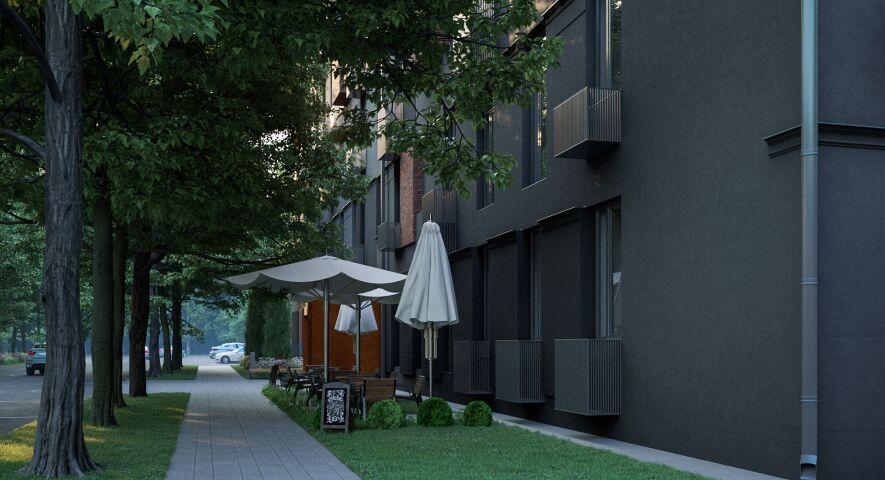 ЖК «Парковая Апартаменты» изображение 4