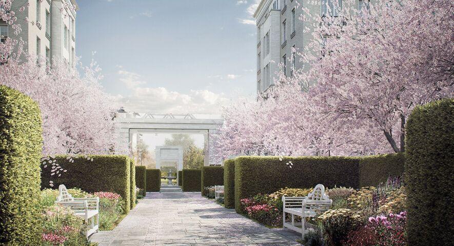 ЖК Knightsbridge Private Park (Найтсбридж Приват Парк) изображение 1