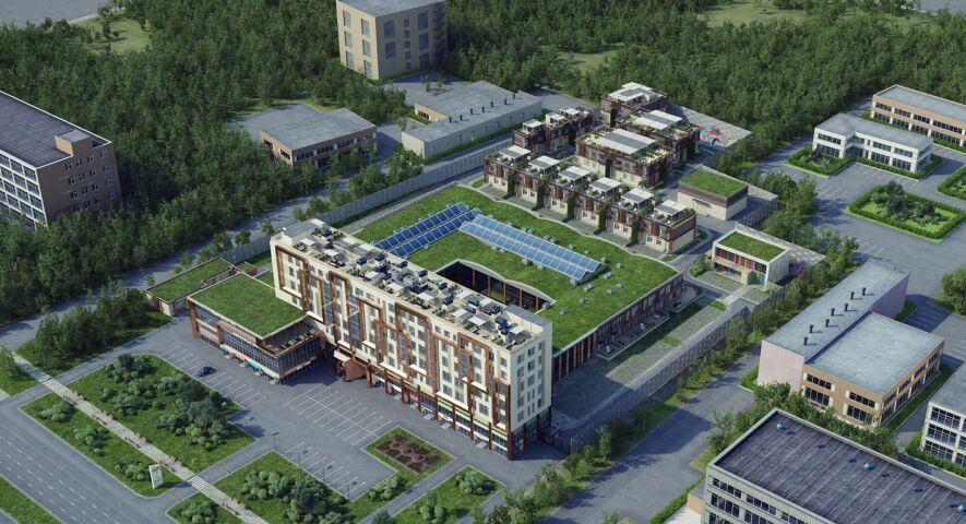 ApartVille Fitness and Spa Resort (АпартВилле) изображение 3