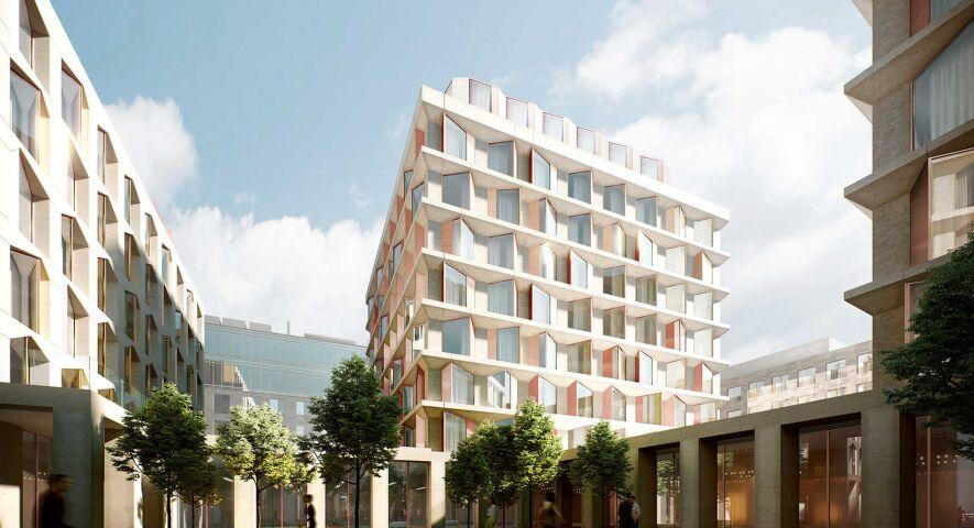 Комплекс апартаментов «A-Residence» (А-Резиденс) изображение 0