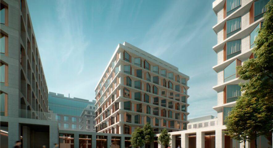 Комплекс апартаментов «A-Residence» (А-Резиденс) изображение 1