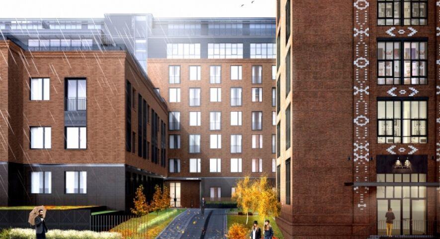 Комплекс апартаментов «Большевик» изображение 0