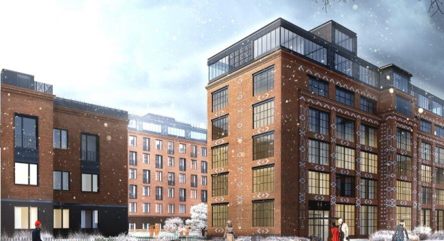 Комплекс апартаментов «Большевик» изображение 1