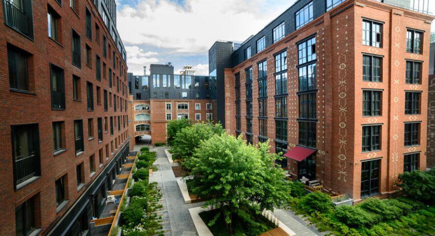 Комплекс апартаментов «Большевик» изображение 2