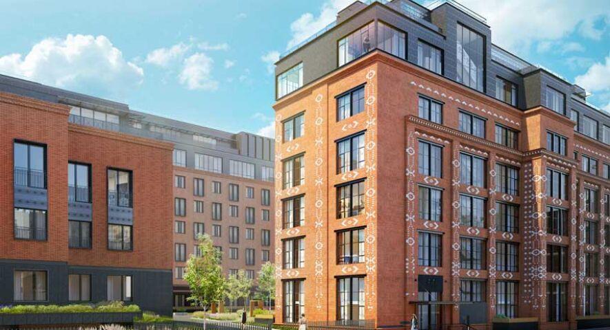 Комплекс апартаментов «Большевик» изображение 3