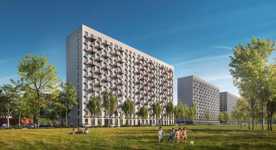 Жилой комплекс «Шереметьевский» изображение 3