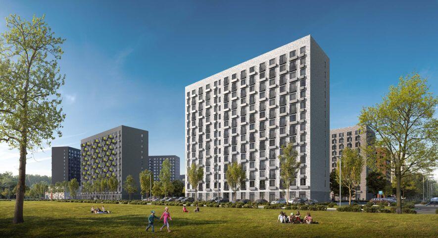 Жилой комплекс «Шереметьевский» изображение 5