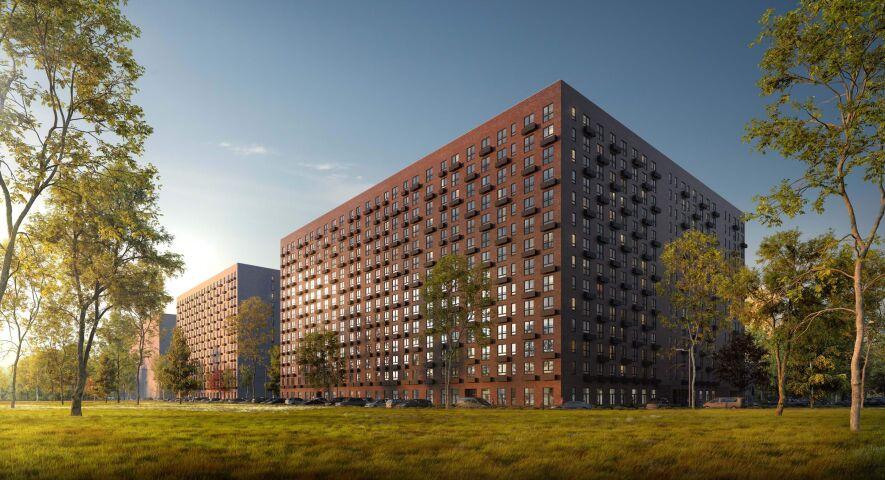 Жилой комплекс «Шереметьевский» изображение 8