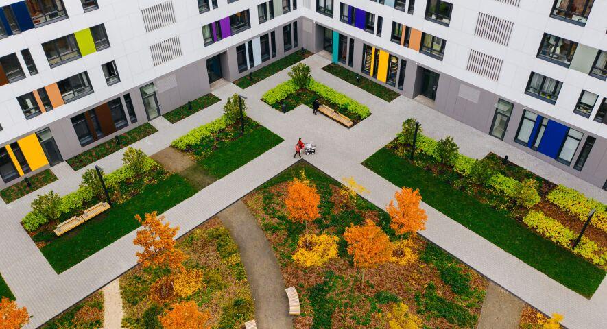 Жилой район Green park изображение 31