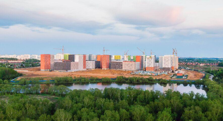 Жилой район «Бунинские луга» изображение 19