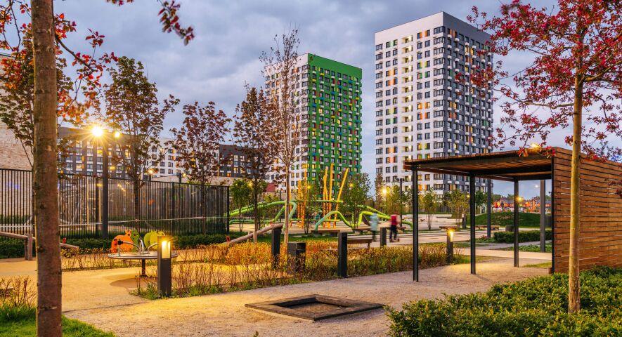 Жилой район «Бунинские луга» изображение 23