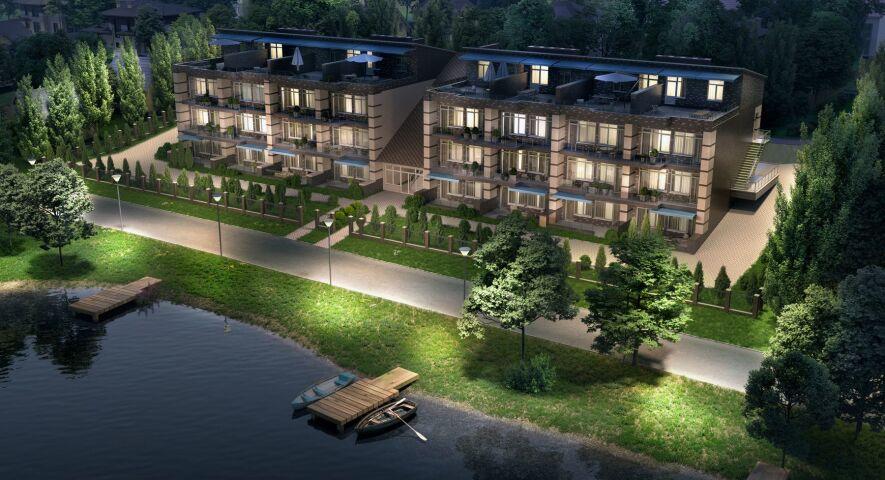 Апартаменты «Вилла Рива» изображение 1