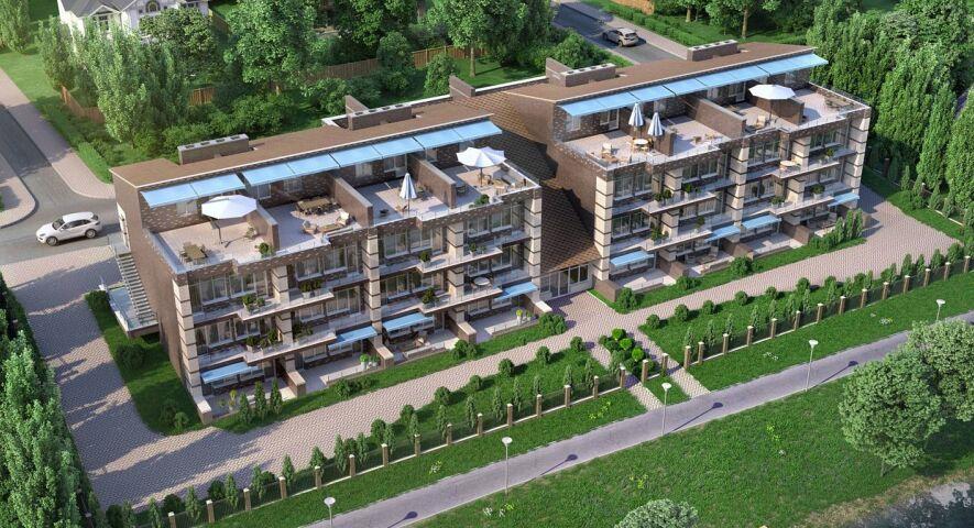 Апартаменты «Вилла Рива» изображение 4