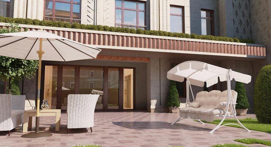Клубный дом «Резиденция на Всеволожском» изображение 3