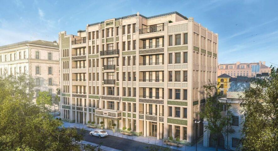 Комплекс апартаментов «Резиденция на Покровском бульваре» изображение 0