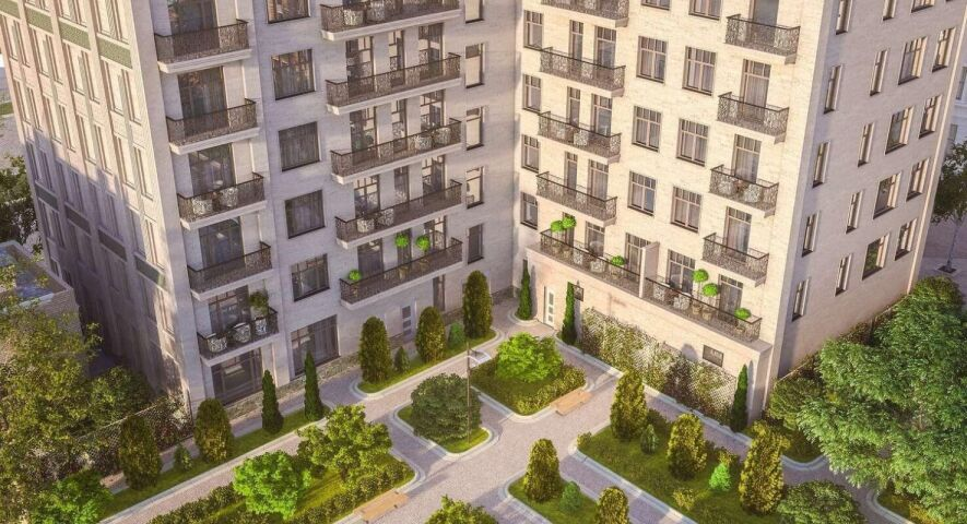 Комплекс апартаментов «Резиденция на Покровском бульваре» изображение 3