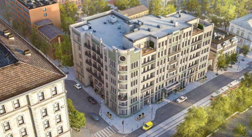 Комплекс апартаментов «Резиденция на Покровском бульваре» изображение 4
