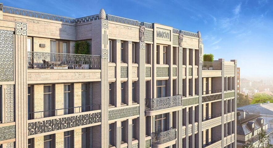 Комплекс апартаментов «Резиденция на Покровском бульваре» изображение 6
