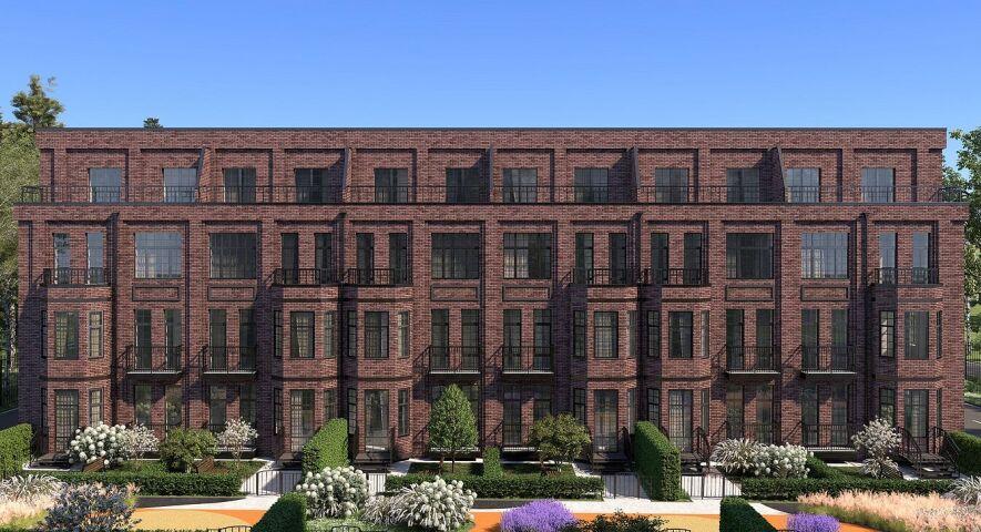 Квартал Barton (Бартон) изображение 7