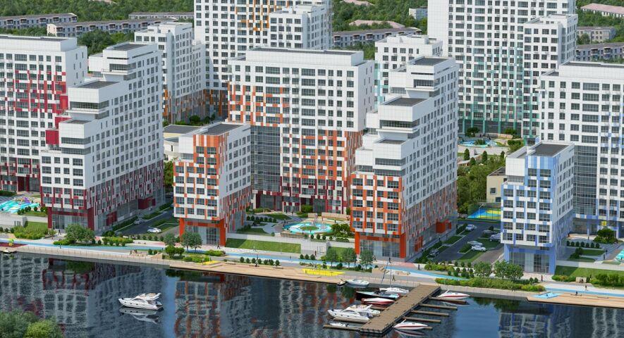 Городской квартал «Ривер Парк» изображение 0