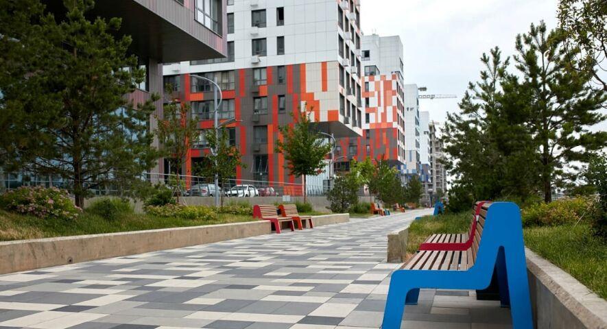 Городской квартал «Ривер Парк» изображение 1