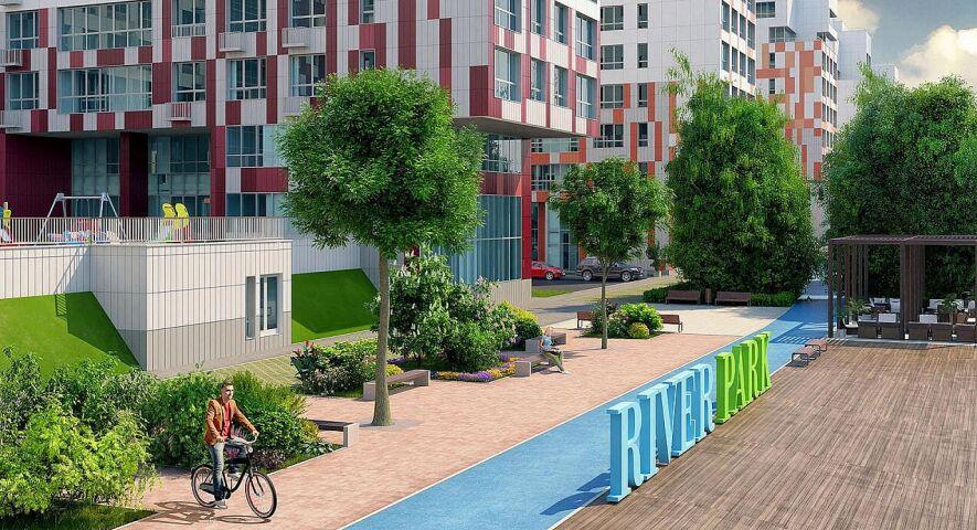 Городской квартал «Ривер Парк» изображение 4