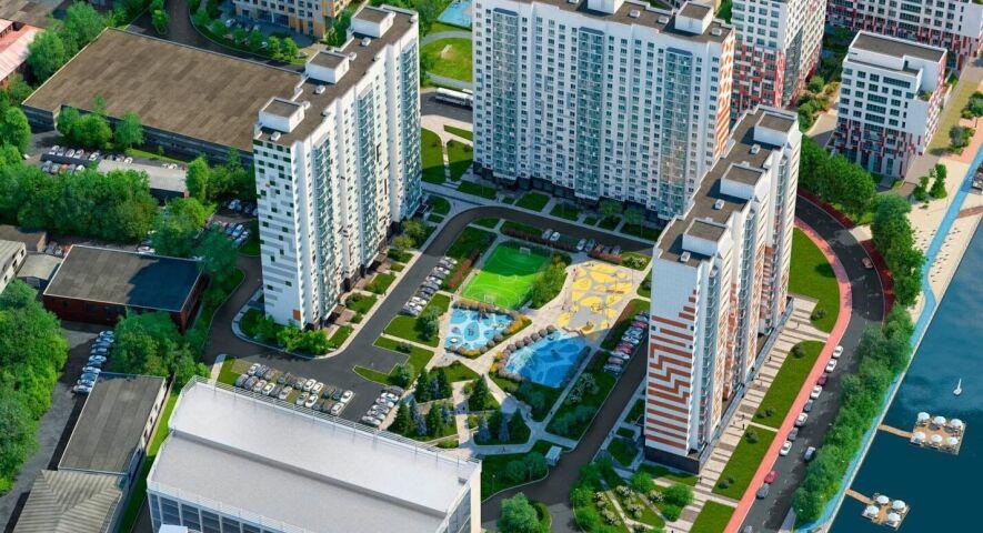 Городской квартал «Ривер Парк» изображение 5
