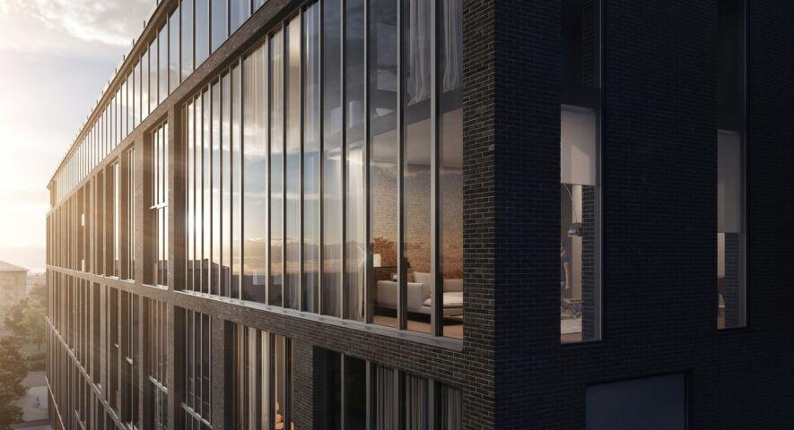 Комплекс апартаментов «Loftec» (Лофтек) изображение 1