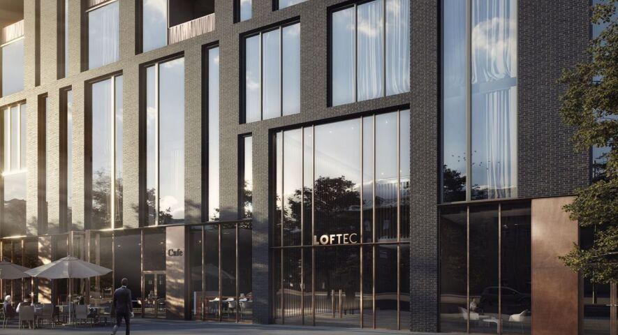 Комплекс апартаментов «Loftec» (Лофтек) изображение 2