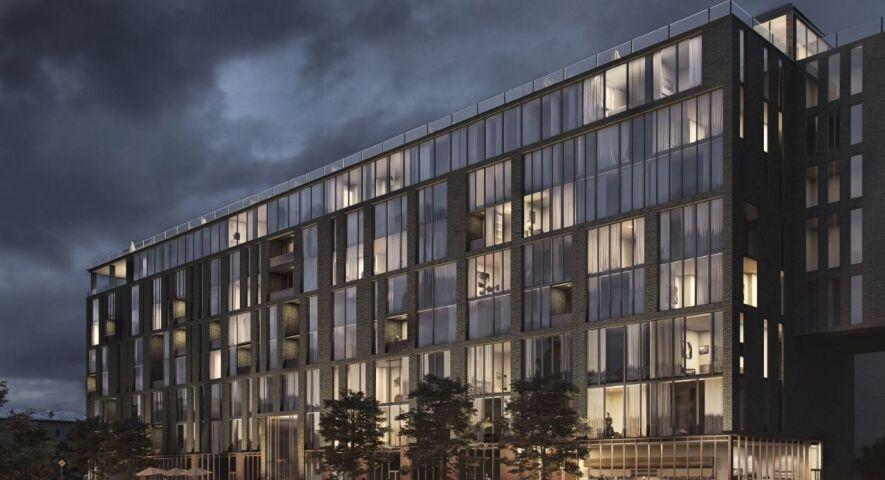 Комплекс апартаментов Loft FM изображение 5