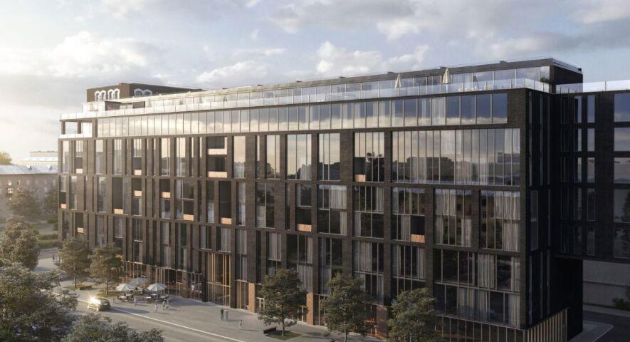 Комплекс апартаментов Co_loft изображение 3