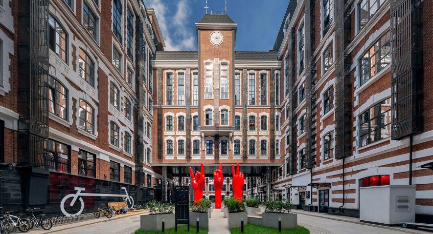 Лофт-проект «Kleinhouse» («Кляйнхаус») изображение 6