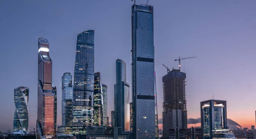МФК Neva Towers (Нева Тауэрс) изображение 1
