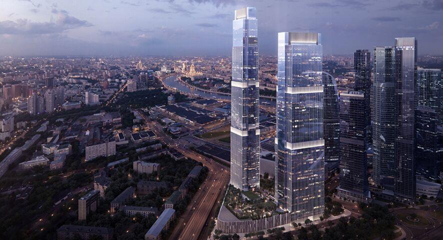 МФК Neva Towers (Нева Тауэрс) изображение 2