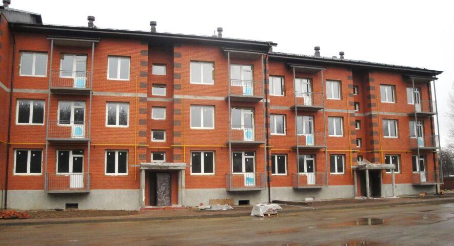 Жилой дом в поселке Гжельского Кирпичного Завода изображение 0
