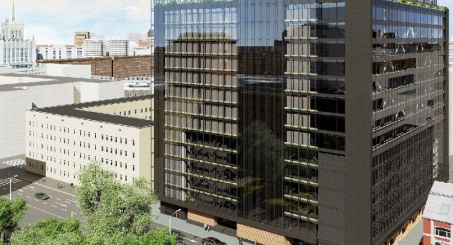 Комплекс апартаментов «Резиденция Тверская» изображение 0