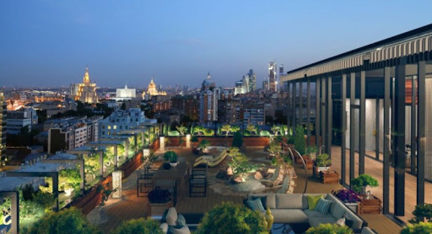 Комплекс апартаментов «Резиденция Тверская» изображение 3
