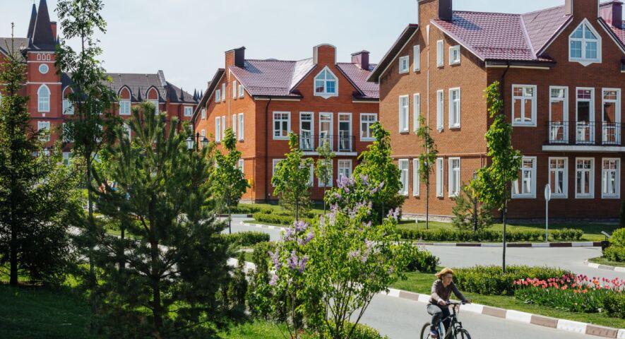 Поселок таунхаусов «Кембридж» изображение 2