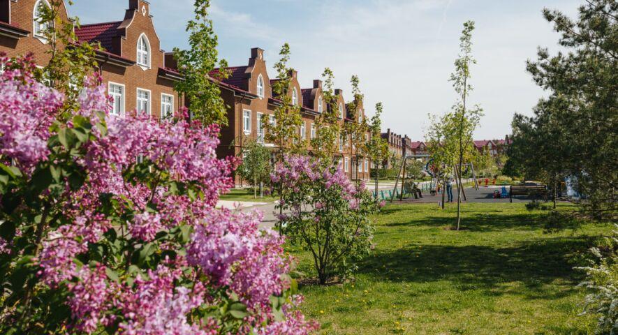 Поселок таунхаусов «Кембридж» изображение 5