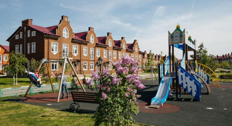 Поселок таунхаусов «Кембридж» изображение 6