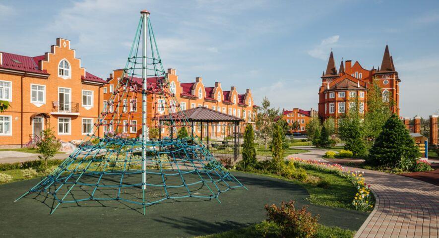 Поселок таунхаусов «Кембридж» изображение 9