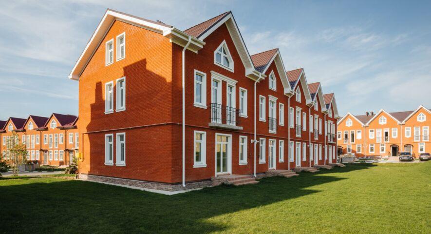 Поселок таунхаусов «Кембридж» изображение 11