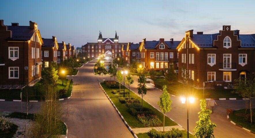 Поселок таунхаусов «Кембридж» изображение 13