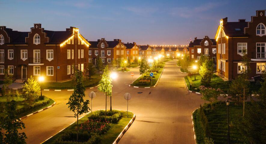 Поселок таунхаусов «Кембридж» изображение 14
