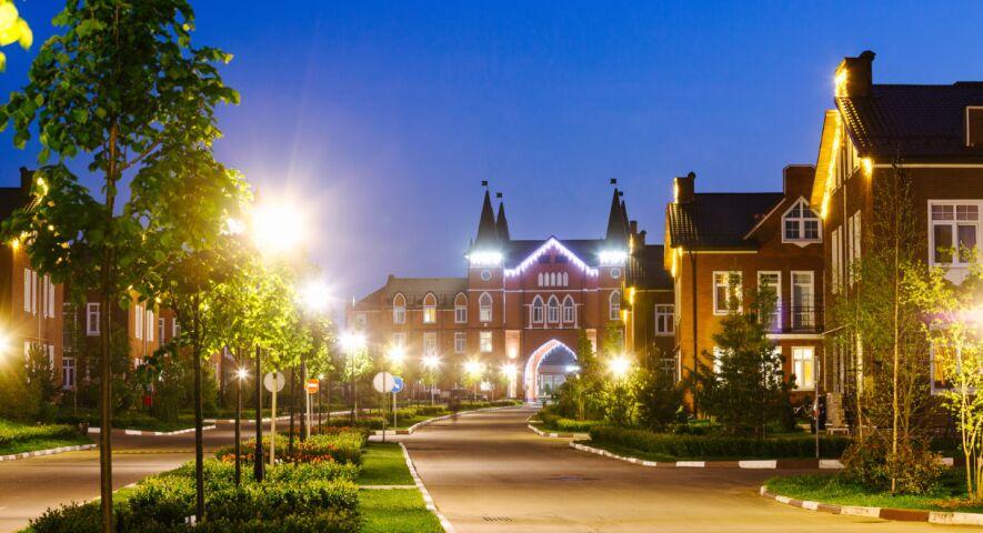 Поселок таунхаусов «Кембридж» изображение 15
