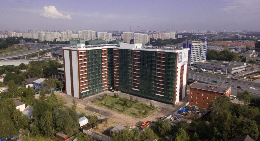 Комплекс апартаментов Sky Skolkovo (Скай Сколково) изображение 2