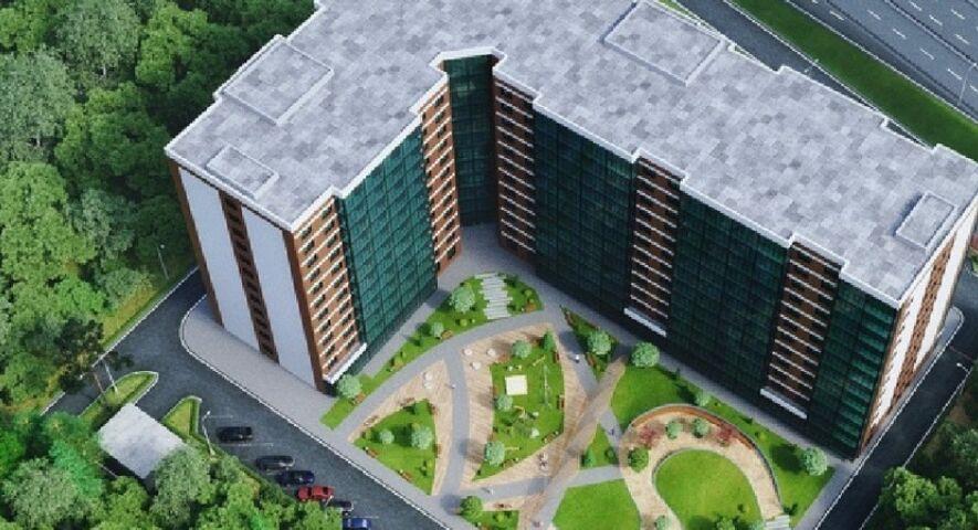 Комплекс апартаментов Sky Skolkovo (Скай Сколково) изображение 3