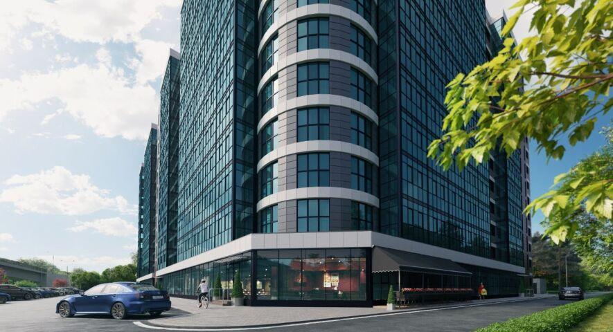 Комплекс апартаментов Sky Skolkovo (Скай Сколково) изображение 5